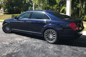 Mercedes s350 / s600 <i>VIP Transfer in Punta Cana</i>