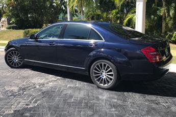 Mercedes 350 – VIP Transfer
