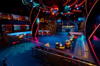 ORO Night Club – VIP Table. <i>Up to 8 People!</i>