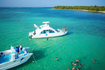 Swim with Dolphins in Punta Cana! <i>Dolphin Explorer Cruiser</i>