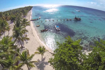 Private Saona Island Excursion
