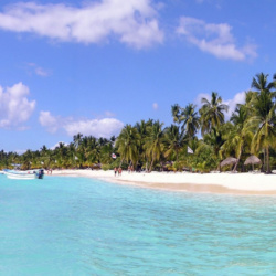 Saona Island Excursion in Punta Cana