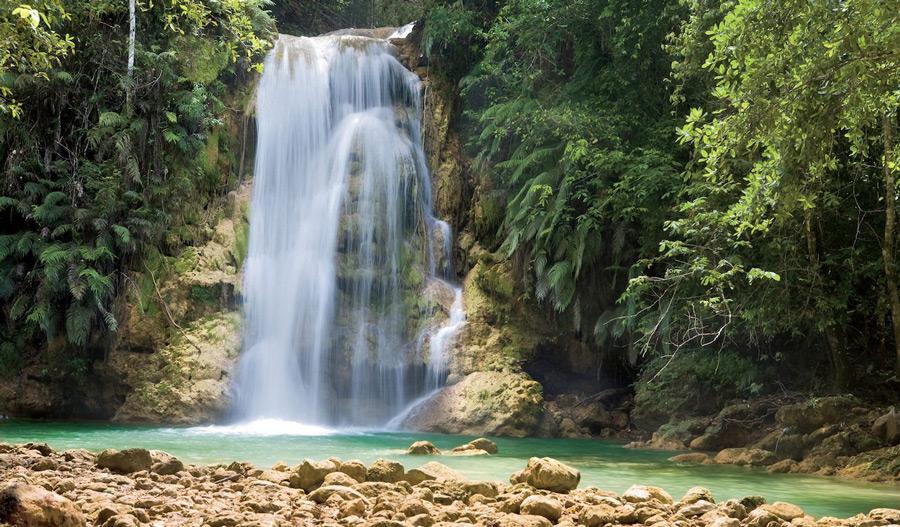 El Limon Waterfall, The Dominican Republic
