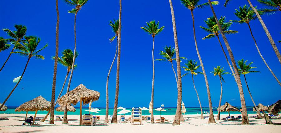 Beach hotels in Punta Cana