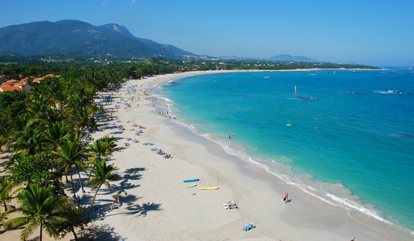 Puerto Plata, the Dominican Republic
