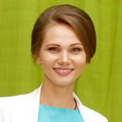 Nadezhda Okladna Gerente de Operaciones