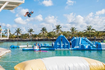 AquaPark in Punta Cana — Full Day + Transportation + Dominican Food
