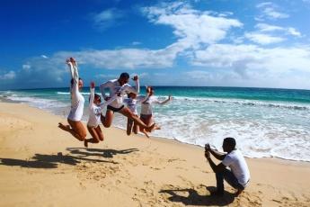 Macao Beach. <i>The Dominican Republic</i>