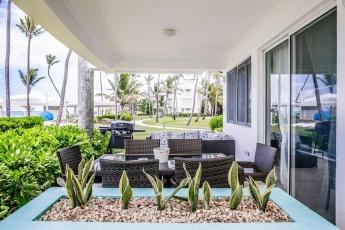 Los Corales Beach !!! Unique Oceanview Apartment + BBQ + Pool