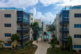 Ocean View Punta Cana Luxurious 3BR Apartment + Pool. Security 24/7