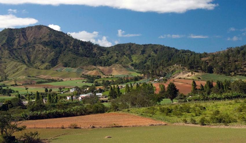 Jarabacoa and Constanza, the Dominican Republic
