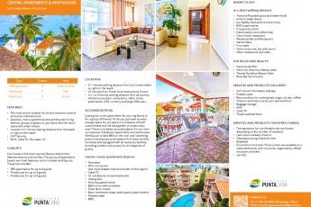 Centric apartments & penthouses