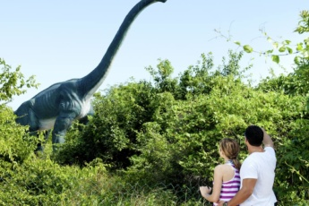 Dino World at Bávaro Adventure Park