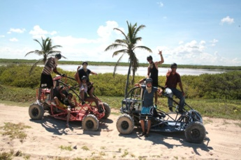 Adventure Buggies Tour & Horseback Riding at Bávaro Adventure Park, Punta Cana