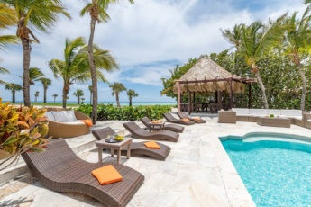 Two Ocean View Caleton Villas in Cap Cana – Up to 16 people with pool, jacuzzi, chef, butler, maid