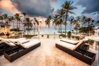 Villa Pandora — Luxury beachfront villa in Los Corales, Bavaro