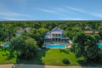 Villa Tortuga A8 – Luxury golf front villa for rent in Puntacana Resort & Club