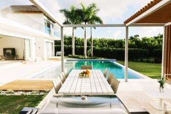 Large Cap Cana villa (at Yarari) – with chef, maid, golf cart & pool