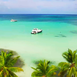 What is the most beautiful part <br />of The Dominican Republic?