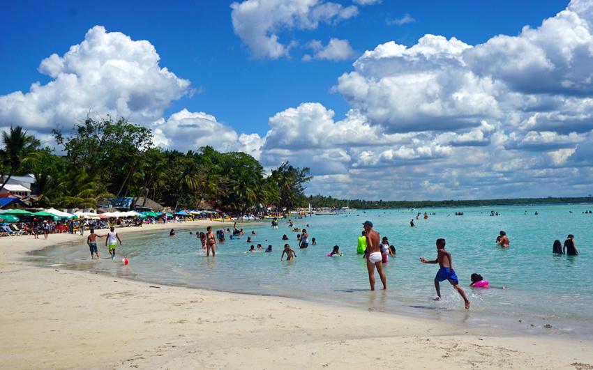 Boca Chica, the Dominican Republic