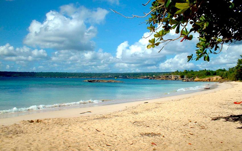 Playa San Rafael, the Dominican Republic