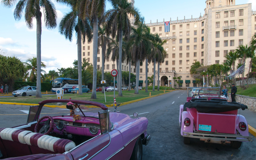 Unique atmosphere in Cuba