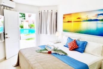 Piazzetta 1C – Modern Studio for Rent in Punta Cana