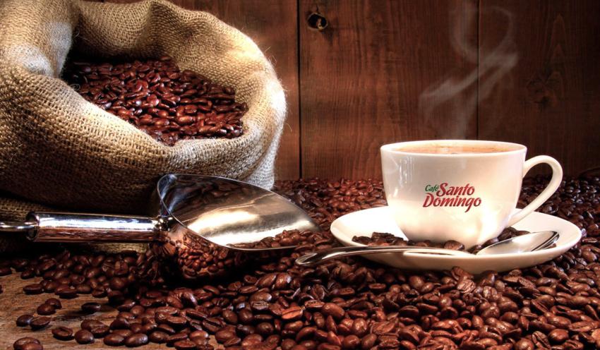 Dominican coffee - Santo Domingo