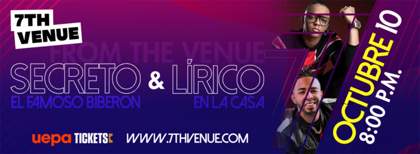 From The Venue: Secreto y Lirico Online Concert