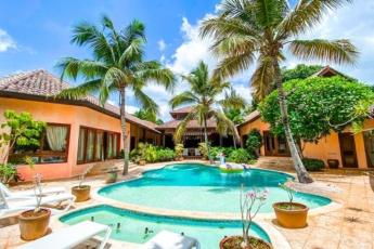 Los Mangos 13 – Luxurious 5br villa for rent at Casa de Campo Resort, La Romana