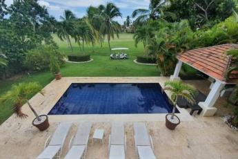 Charming villa in Cocotal + private swimming pool