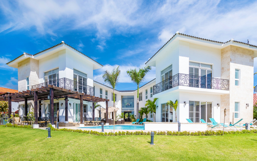 Luxury house in Punta Cana