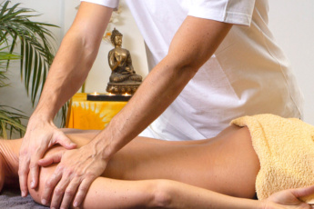 Deep Tissue Massage from Toque Holistico in Bavaro, Punta Cana