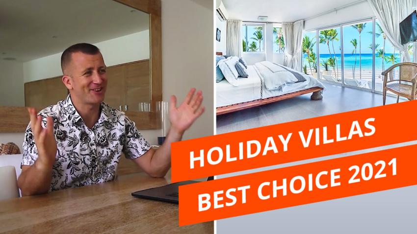 Family Vacation Villa in Punta Cana