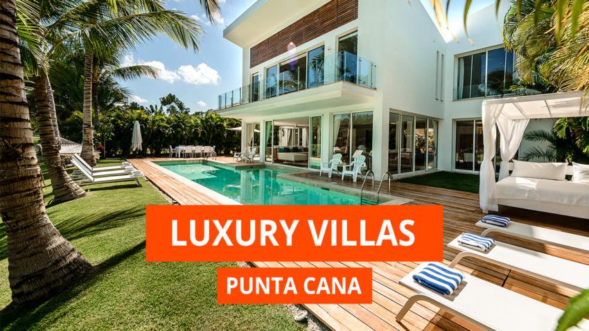 Luxury Villa in Punta Cana