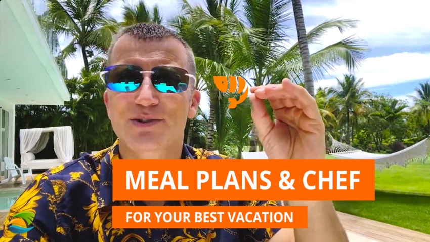 Meal plans & Chef in Punta Cana