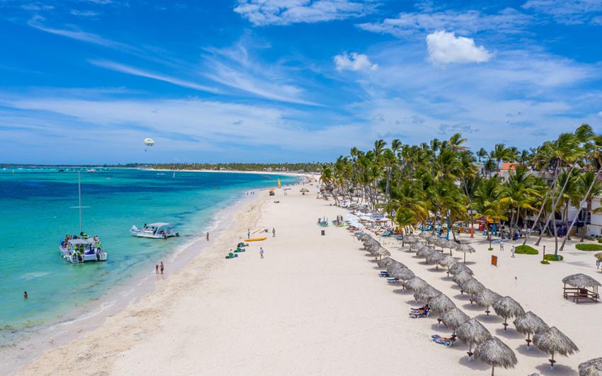 Bavaro Beach, Punta Cana, the DR