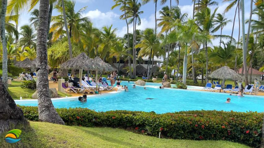 Melia resort in Punta Cana