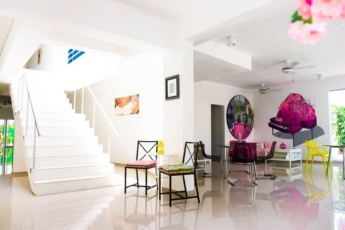 Cheap Bed and Breakfast apartment in Punta Cana, Bavaro – B&B Art Villa Hotel, close to the beach (5 min)