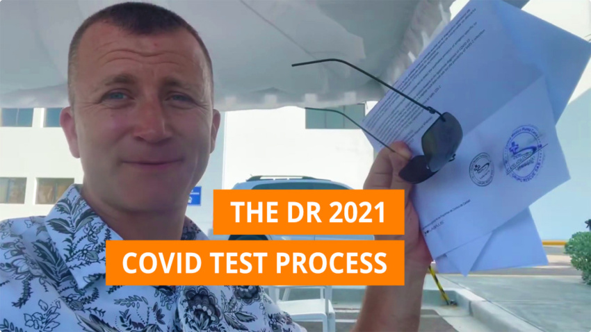 Video: PCR Test for Travel to the DR